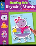 Reading Pals: Rhyming Words Using Blends and Digraphs