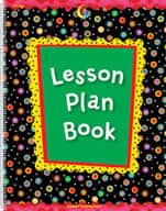 Poppin' Patterns Lesson Plan Book