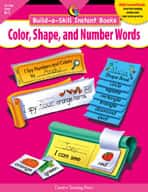 Build-a-Skill: Color, Shape, and Number Words