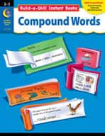 Build-a-Skill Instant Books: Compound Words (Grades 2-3)