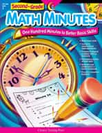 Second Grade Math Minutes