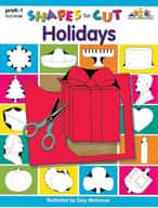 Shapes to Cut: Holidays