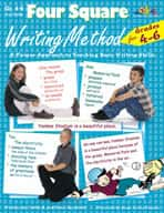 Four Square Writing Method for Grades 4-6