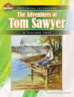 The Adventures of Tom Sawyer: Literature Resource Guide (Enhanced eBook)