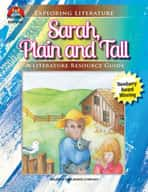 Sarah, Plain & Tall: Literature Resource Guide (Enhanced eBook)
