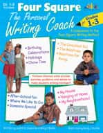 Four Square: The Personal Writing Coach for Grades 1-3 (Enhanced eBook)