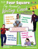 Four Square: The Personal Writing Coach for Grades 4-6 (Enhanced eBook)
