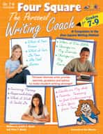 Four Square: The Personal Writing Coach for Grades 7-9 (Enhanced eBook)
