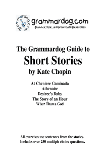 Grammardog Guide to Chopin Short Stories