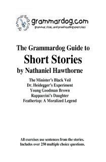 Grammardog Guide to Hawthorne Short Stories