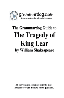 Grammardog Guide to King Lear