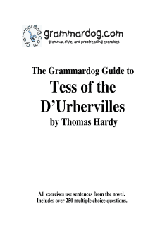 Grammardog Guide to Tess of the D'Urbervilles