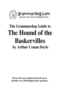 Grammardog Guide to Hound of the Baskervilles