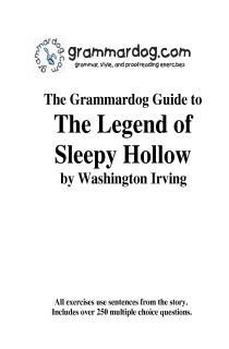 Grammardog Guide to Legend of Sleepy Hollow