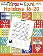 Things to Count: Holidays 16-20 (Enhanced eBook)