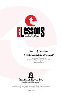 Heart of Darkness - Mythological/Archetypal Approach