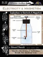 Science Action Labs Electricity and Magnetism (Enhanced eBook)