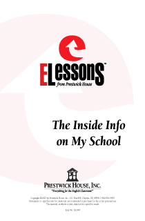 Inside Info on My School, The - Downloadable