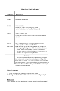 Cornell Notes Set-Up for a Achieve 3000 Article