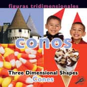 Figuras tridimensionales: conos (Three Dimensional Shapes: Cones)