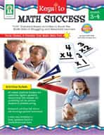 Keys to Math Success (Grades 3-4)