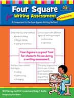 Four Square Elementary Assessment (Enhanced eBook)