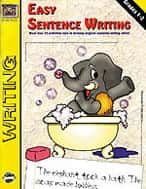 Easy Sentence Writing (Enhanced eBook)