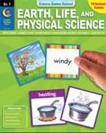 Science Games Galore! - Earth, Life, and Physical Science (Grade 1)