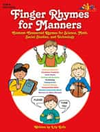 Finger Rhymes for Manners (Enhanced eBook)