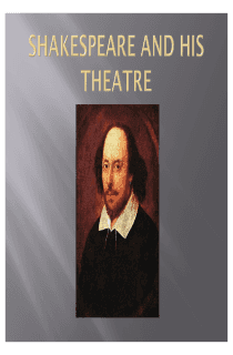 Romeo and Juliet: Introducing Shakespeare PowerPoint