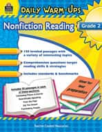 Daily Warm-Ups: Nonfiction Reading (Grades 2)