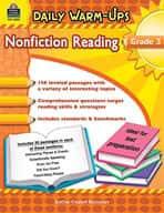 Daily Warm-Ups: Nonfiction Reading (Grades 3)