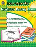 Daily Warm-Ups: Nonfiction Reading (Grades 4)