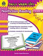 Daily Warm-Ups: Nonfiction Reading (Grades 5)