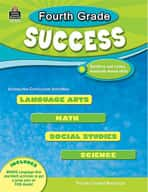 Fourth Grade Success (Enhanced eBook)