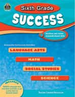 Sixth Grade Success (Enhanced eBook)