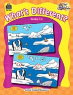 Start to Finish: What's Different? (Grades 1-2)