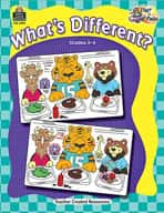 Start to Finish: What's Different? (Grades 3-4) (Enhanced eBook)
