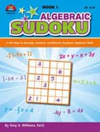 Algebraic Sudoku: Book 1 (Enhanced eBook)