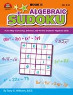 Algebraic Sudoku: Book 2 (Enhanced eBook)