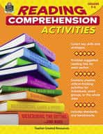 Reading Comprehension Activities: Grades 5-6 (Enhanced eBook)