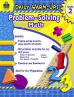 Daily Warm-Ups: Problem Solving Math: Grade 2