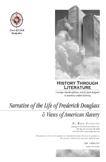Narrative of the Life of Frederick Douglass, an American Slave, Written by Himself Journaling Through History