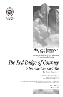 The Red Badge of Courage Journaling Through History