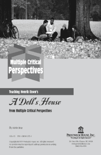 A Doll's House Multiple Perspectives