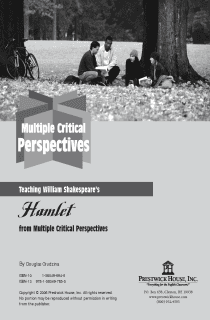 Hamlet Multiple Perspectives
