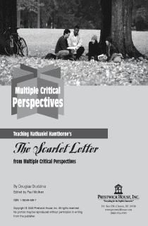 The Scarlet Letter Multiple Perspectives