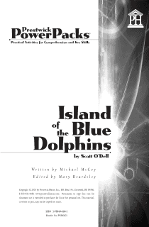 Island of the Blue Dolphins Power Pack