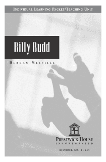 Billy Budd Teaching Unit