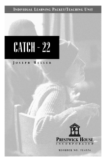 Catch-22 Teaching Unit